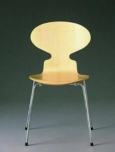 Myren, bøg natur Designer: Arne Jacobsen
