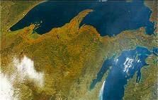 Efterårsfarver over USA den 10. oktober 2003 (Foto: DMI)