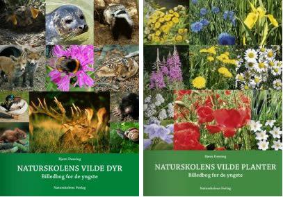 Naturskolens vilde dyr og planter