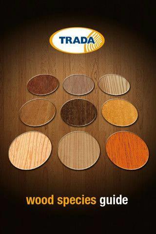 Wood species guide fra TRADA