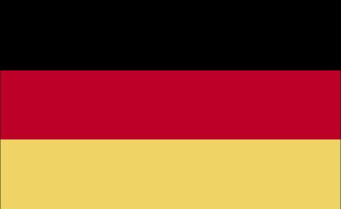 Tysklands flag