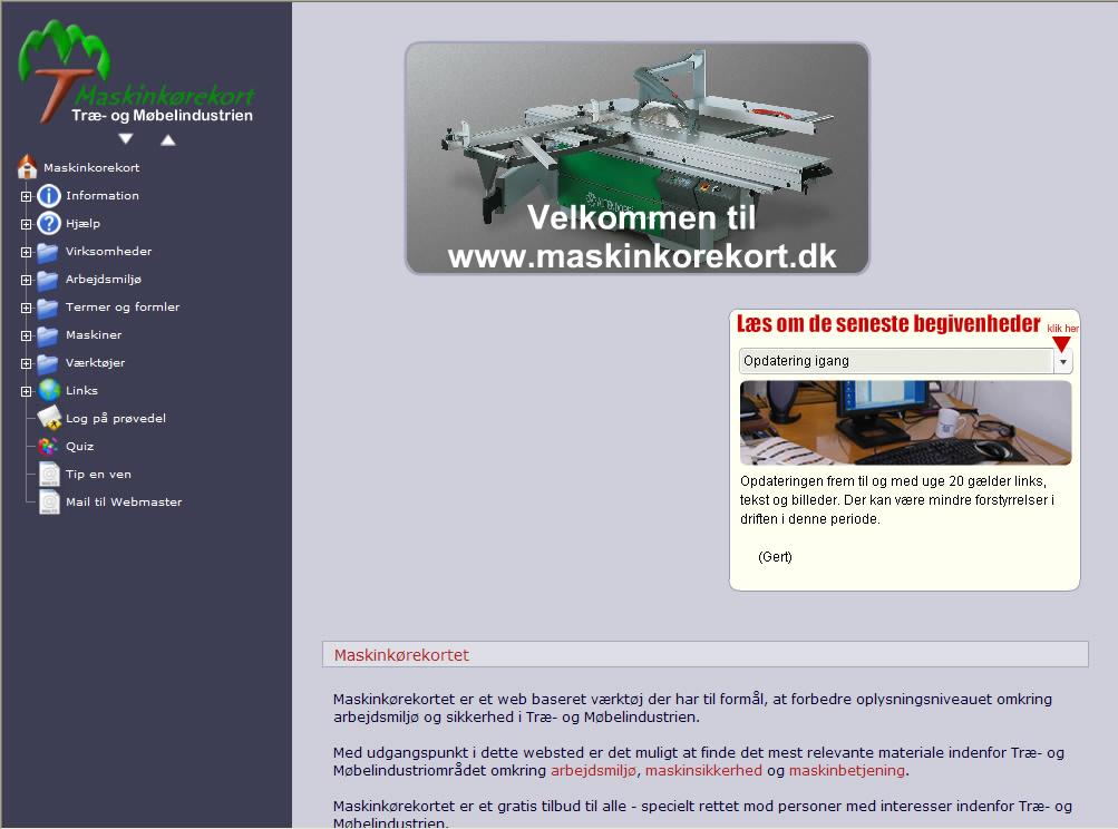 Maskinkørekort.dk
