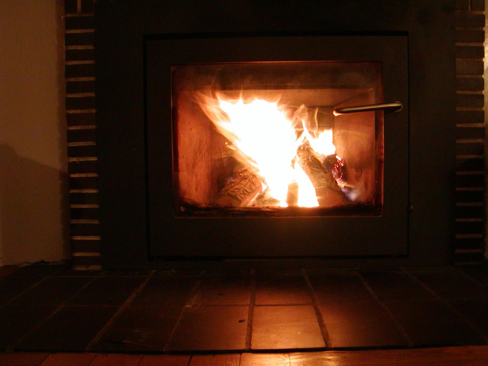 Brænde i brand