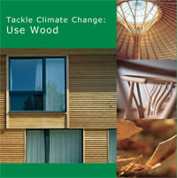 Tackle climate change: use wood