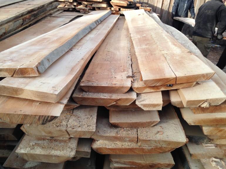 Træplanker