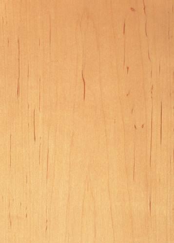 Et eksempel på veddets udseende (Foto: American Hardwood Export Council)