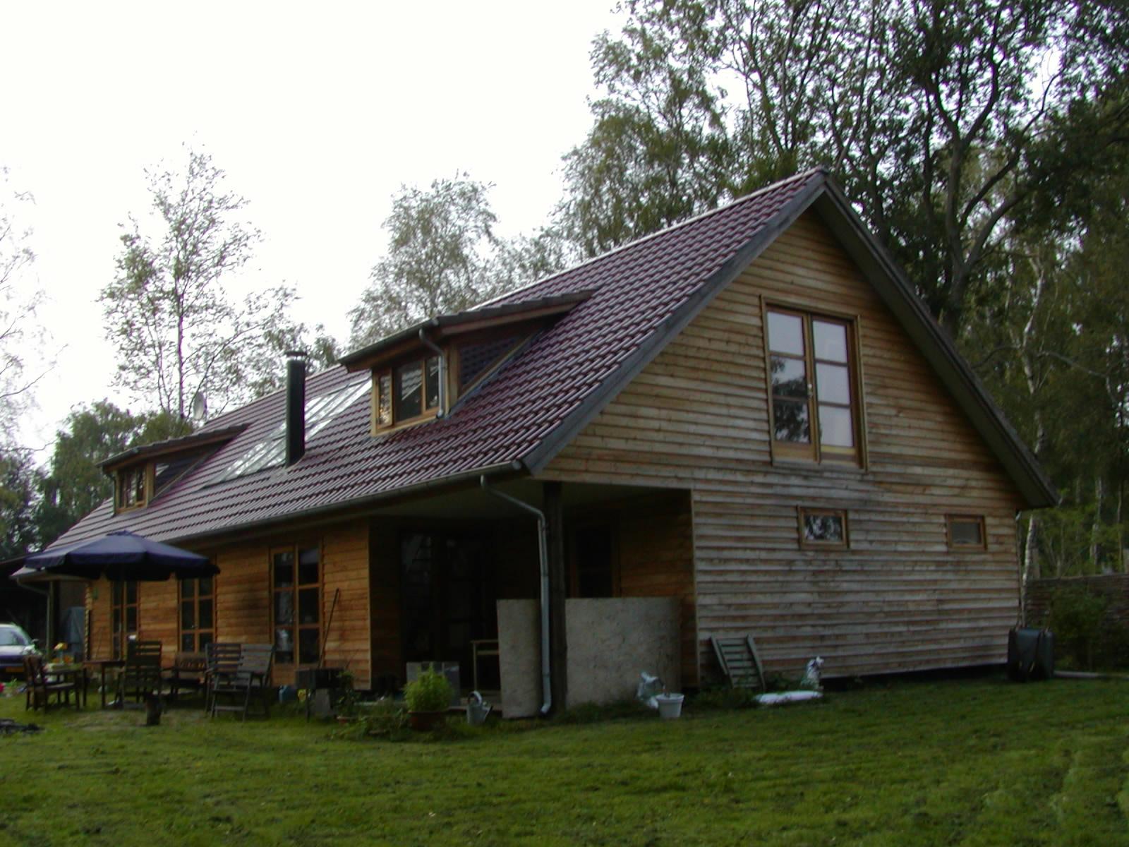 Byg dit hus selv af massivtr u00e6 Tr u00e6 dk