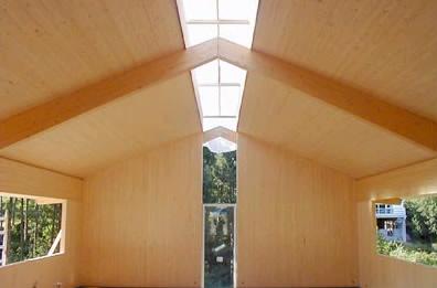 Træloft pris – Rengøring værelser