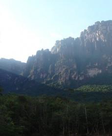 Bjeg i Amazonas