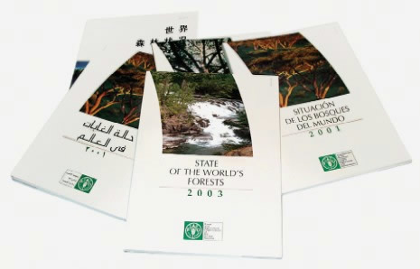 FAO verden skoves tilstandsrapport