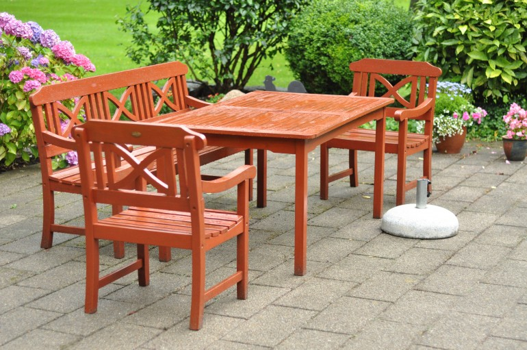 havemøbler træ Havemøbler   vedligeholdelse og opbevaring   Træ.dk havemøbler træ