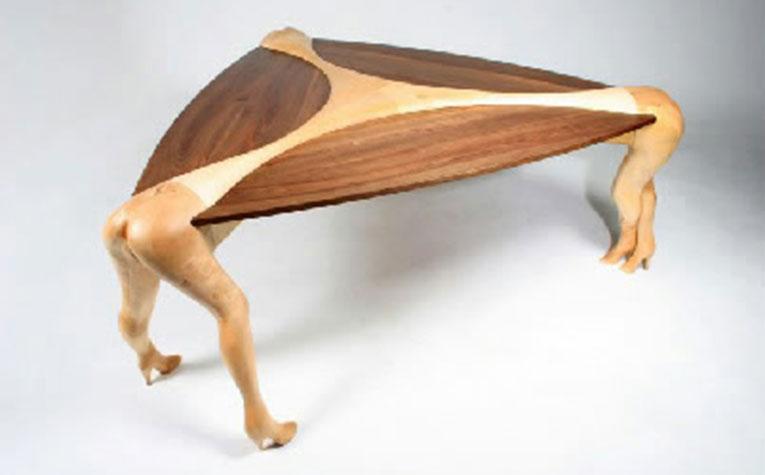 Bordben træ