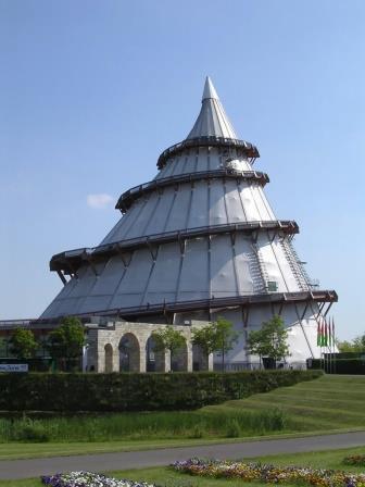 Årtusind-tårnet i Magdeburg