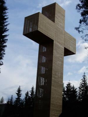 Pilgrimskorset i Veitsch