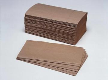 Klassisk papirhåndklæde fjerner flest bakterier Klassiske papirhåndklæder fjerner flest bakterier. Foto: AbilityOne
