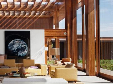 wood architecture now