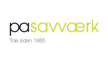 PA Savværk Logo