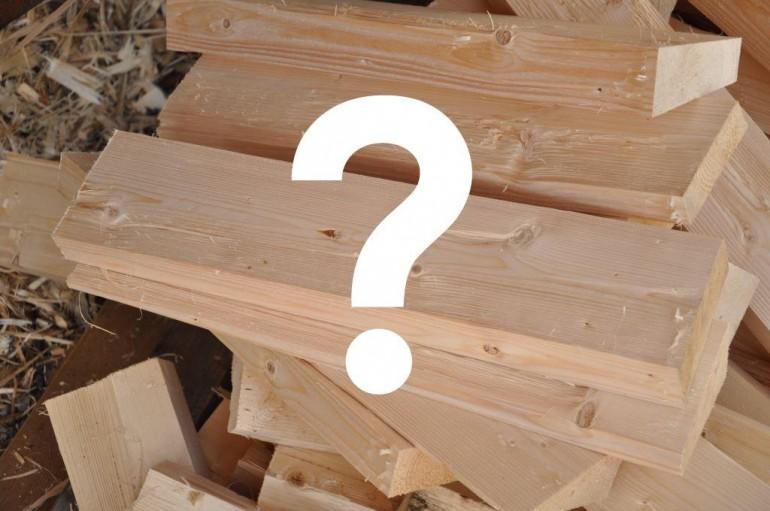 Spørgsmål og svar om træ