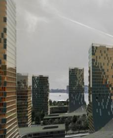 USA - Skyskrabere af træ