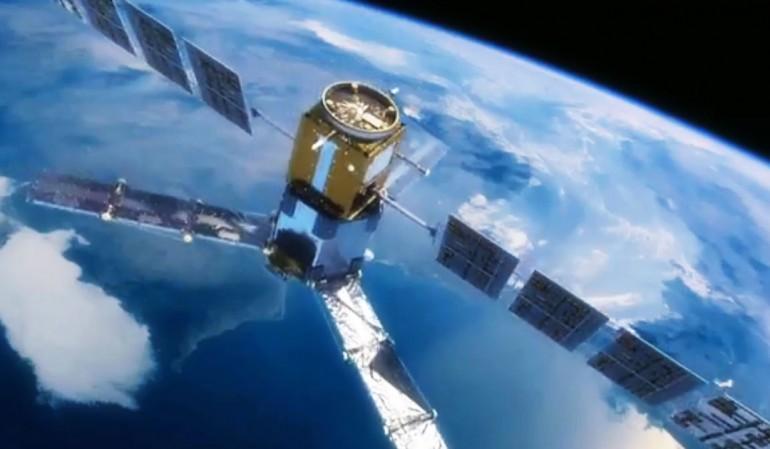 NASA Satelite