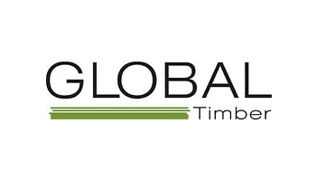 Global timber logo
