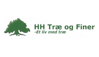 HH Træ og Finer logo