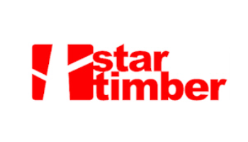 Star timber logo