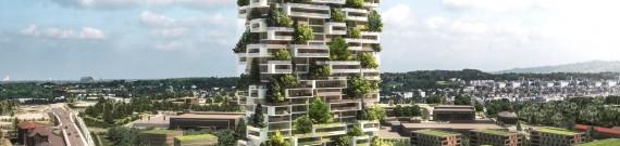 Cedertræ højhus