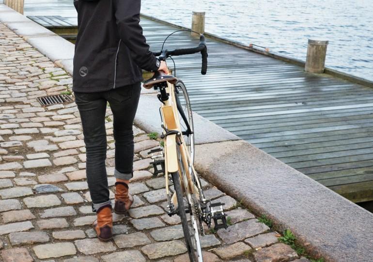 dansk træcykel