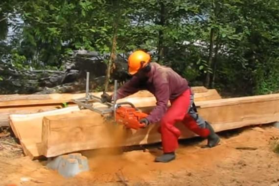 Kan jeg lave et plankebord af min atlas ceder?   træ.dk
