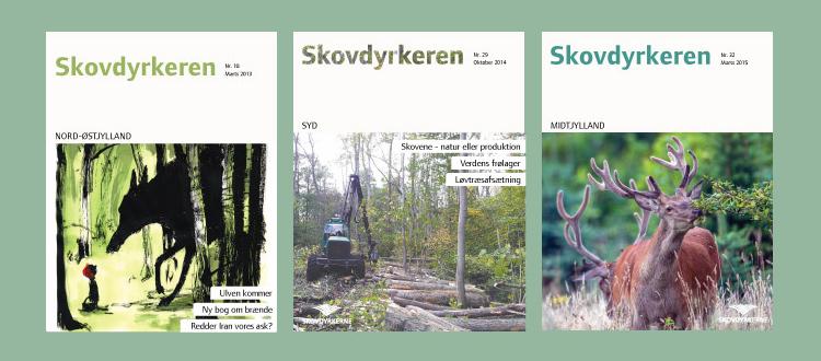 Skovdyrkerne medlemsblad