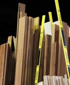 Listeprofiler af træ fra Københavns Listefabrik