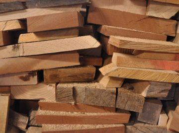 træ som materiale