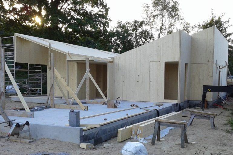CLT bæreevne som stål og beton