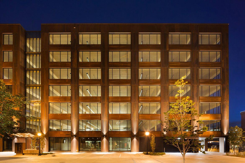 USAs højeste moderne træbygning