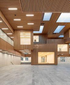 Biosfæren vinder Tømrerprisen 2017.