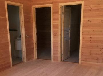 Vi bygger videre - sommerhus - Jette Rosendal.