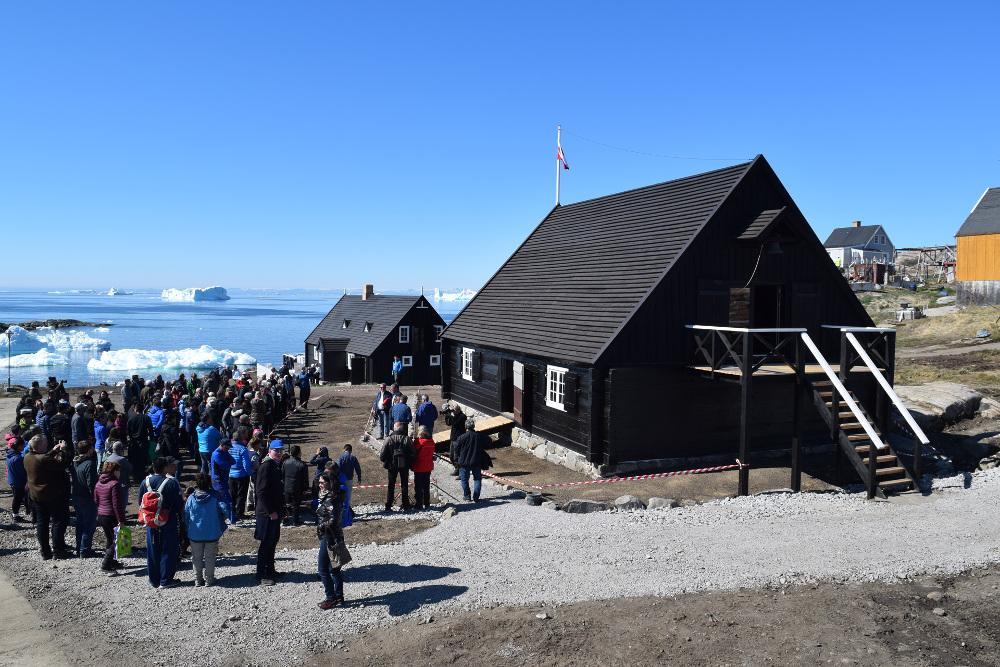 Poul Egedes Hus i Ilimanaq