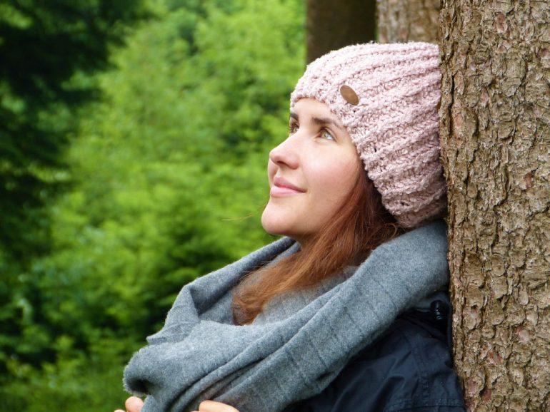 Glad i skoven pixabay