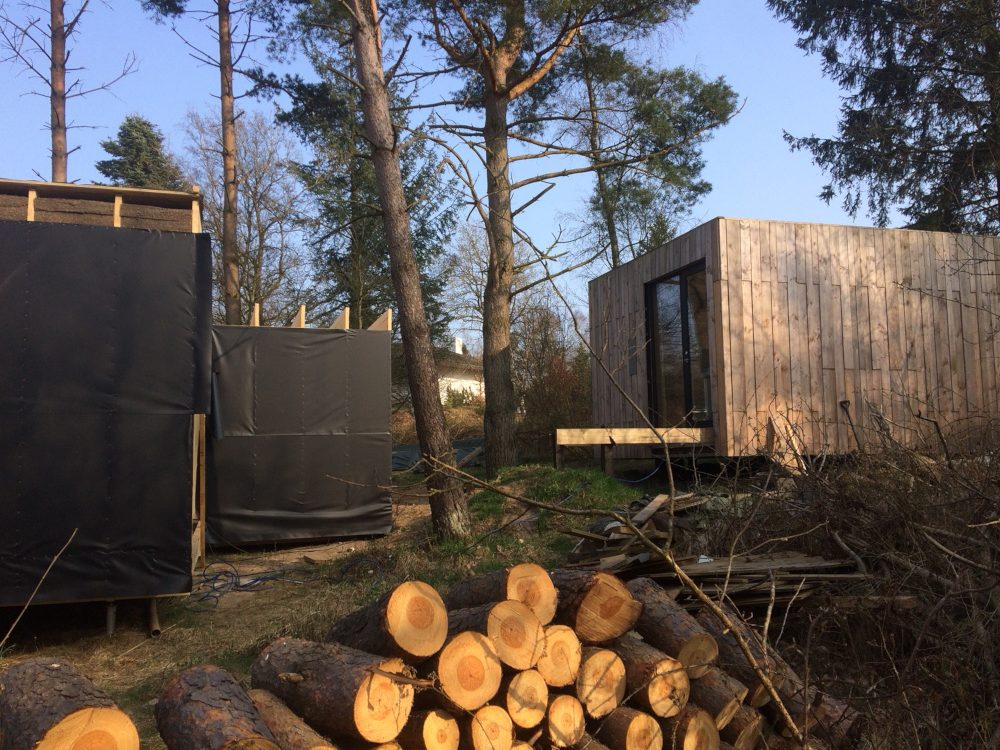 Ecohousing på Mols Carlo Volf Seks skarpe om træ