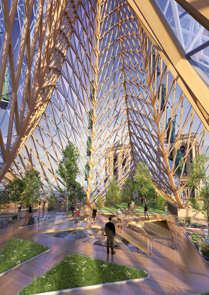 Vincent Callebaut Architectures Notre Dame
