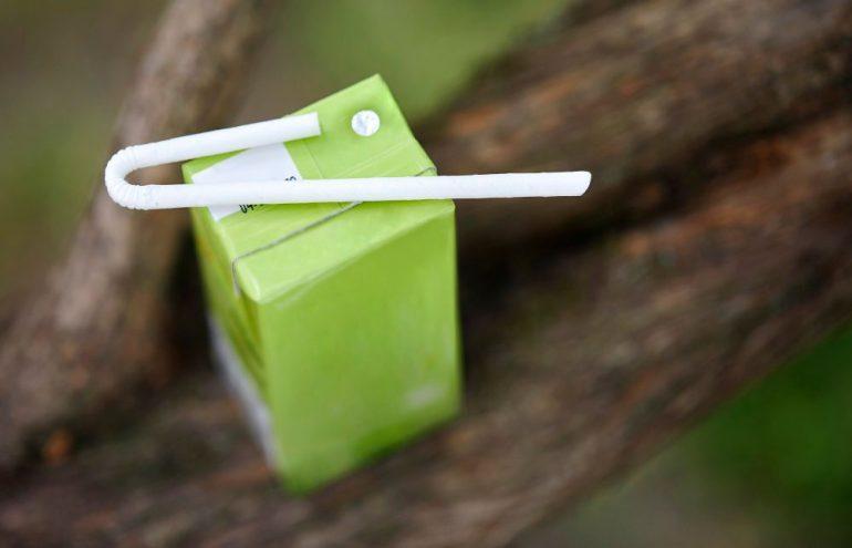 Sugerør af træ BillerudKorsnäs