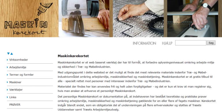 Maskinkørekortet.dk